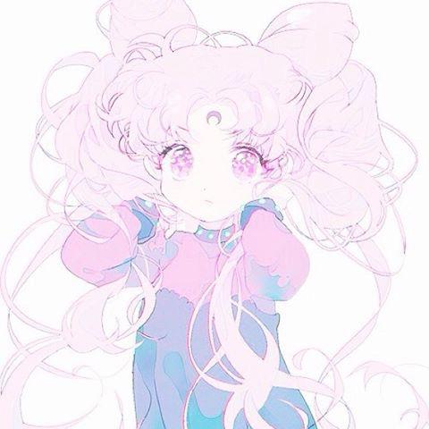 What S Up �� Aesthetic Pastel Anime Animegirl Manga