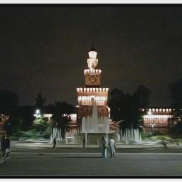 castellosforzesco milano pitturaolio photography picsart