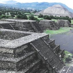 mexico teotihuacan beautiful