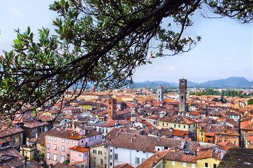 italia italy lucca onthetop torreguinigi