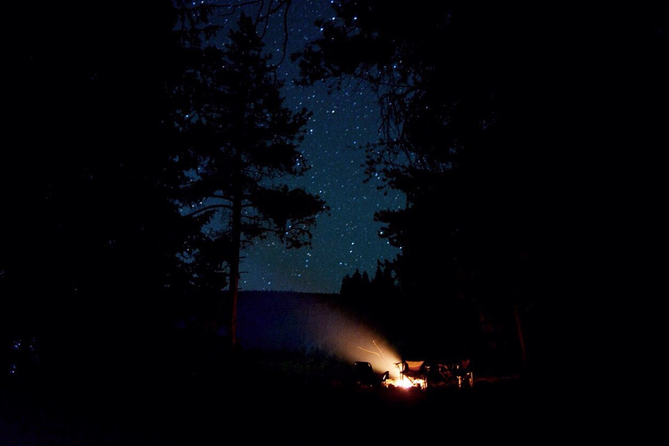 😊 ~ #camping #campsight #beautiful #beautifulscenery #night #smoke #photography #colorado #coloradophotography #coloradotography #adventure #adventurous #wander #wanderlust #wanderlusting #thelife #peaceful #quiet #tranquility #connection #connecttonature
