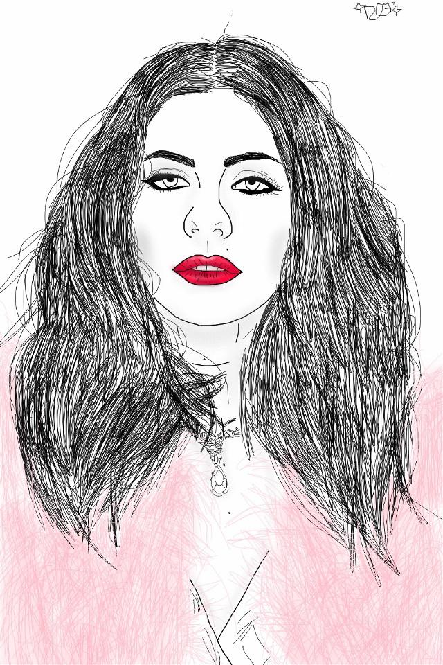 💎 HAPPY LATE BIRTHDAY MARINA 💎#31 #marina #marinaandthediamonds #art #froot #happybirthday #aesthetic #tumblr #drawing #outline #tumblroutline #tumblrdrawing #frootalbum #FreeToEdit