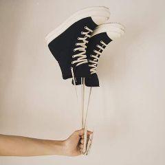 flyshoes balloon blackandwhite freetoedit