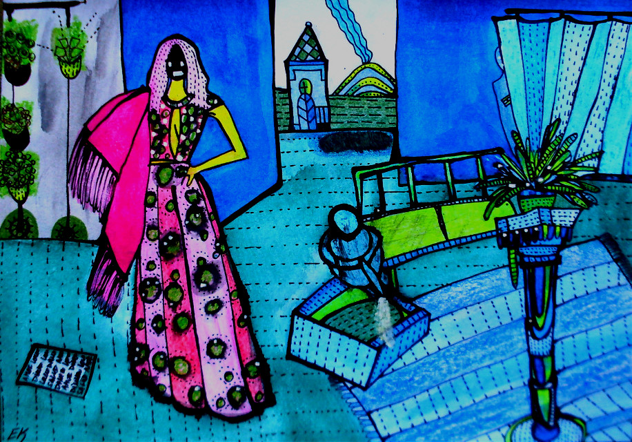 artwork fb:ART by EK