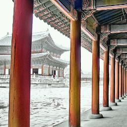 korea buddha temple hdr artistic freetoedit