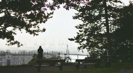 art photography foggy port urbanlife freetoedit