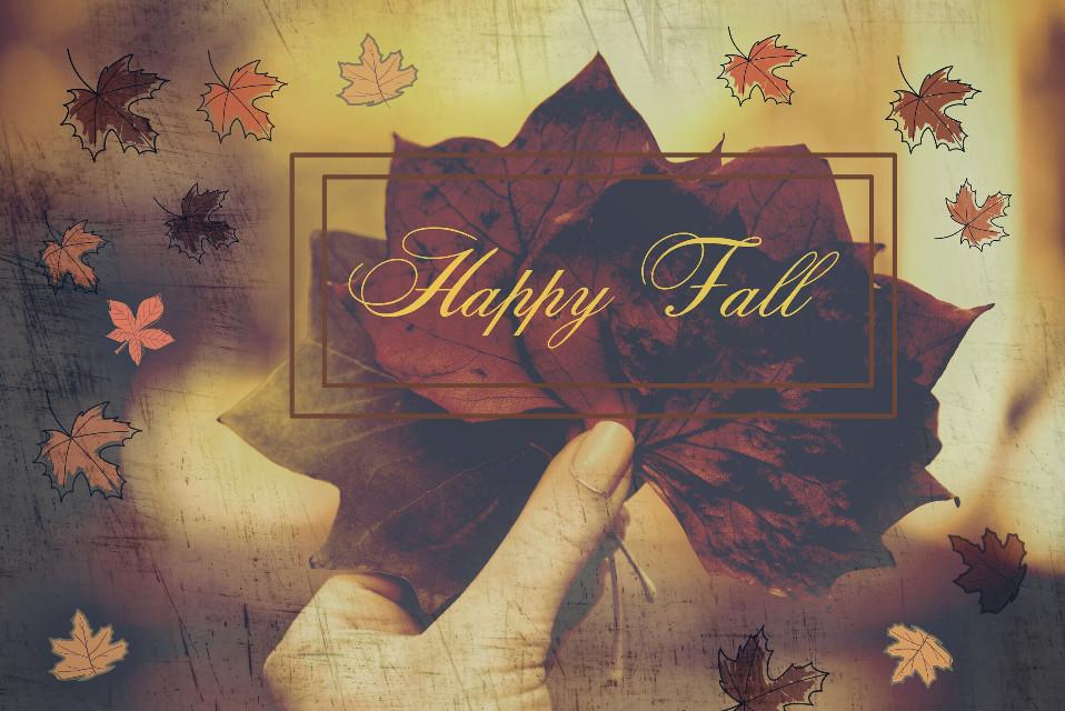#FreeToEdit #fall #leaf #leaves #nature #remix