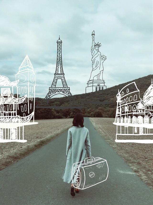 I sogni #viaggi