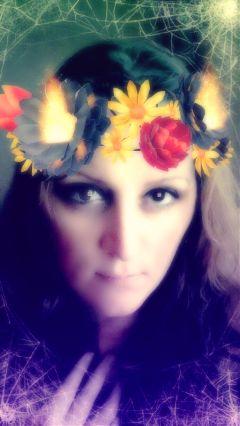 boho flowercrown