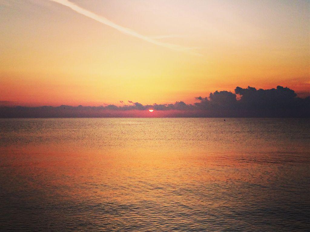#sea #sunrise #greece #clouds #interesting #beach #photography #travel
