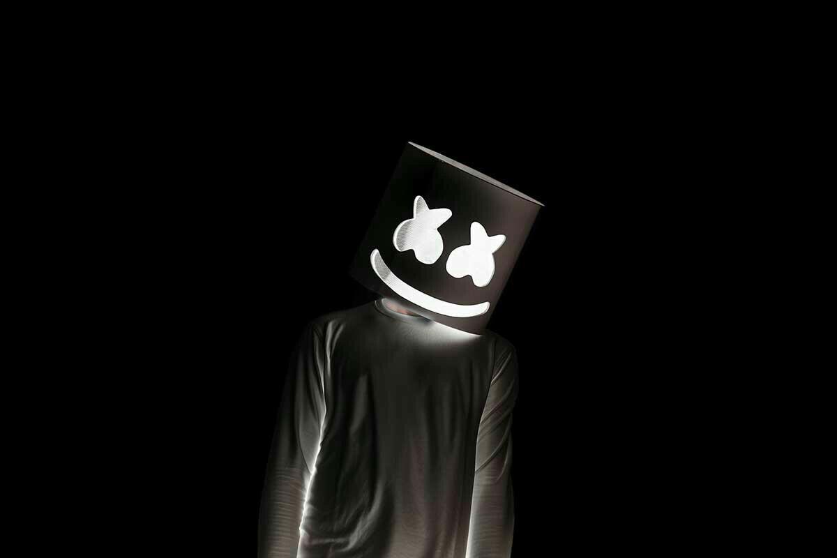 Marshmello Remix Alone Negativeeffect