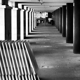 geometry perspectives blackandwhite architecture chairs freetoedit