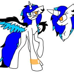 sadie sadmasterdj shadowarts pony mlp
