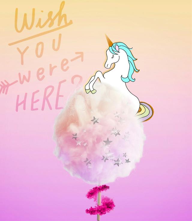 #FreeToEdit  #unicorn